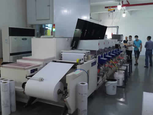 10-Color Flexographic Printing